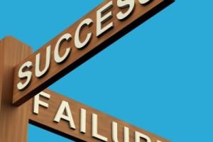 success vs failure